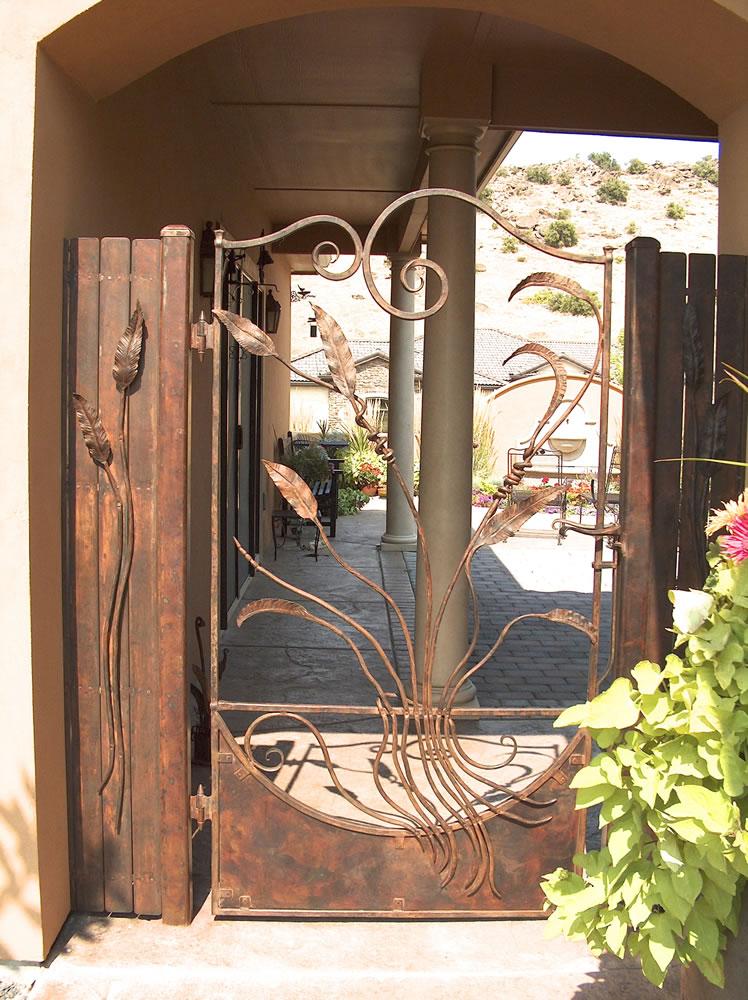 Patio Gate