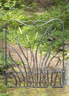 Cattail Gate