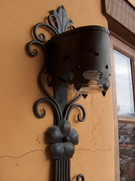Wall Sconce Detail